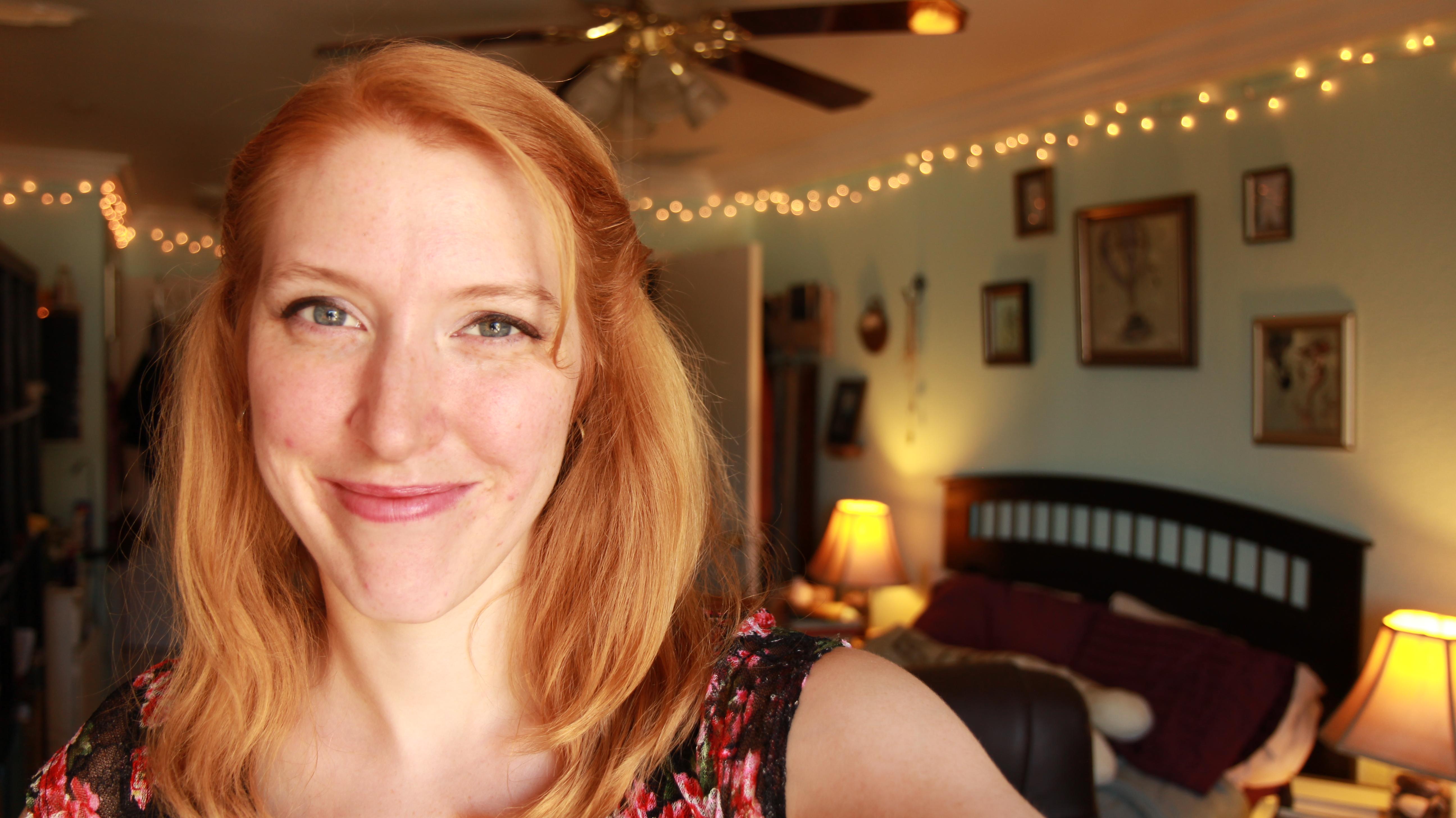 Screenwriter portrait